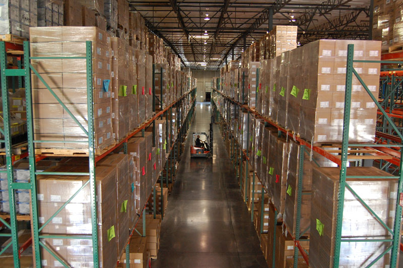 Contract Warehousing | Hopkins Distribution